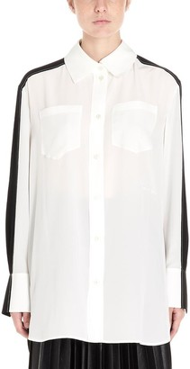 Givenchy Contrasting Panelled Shirt