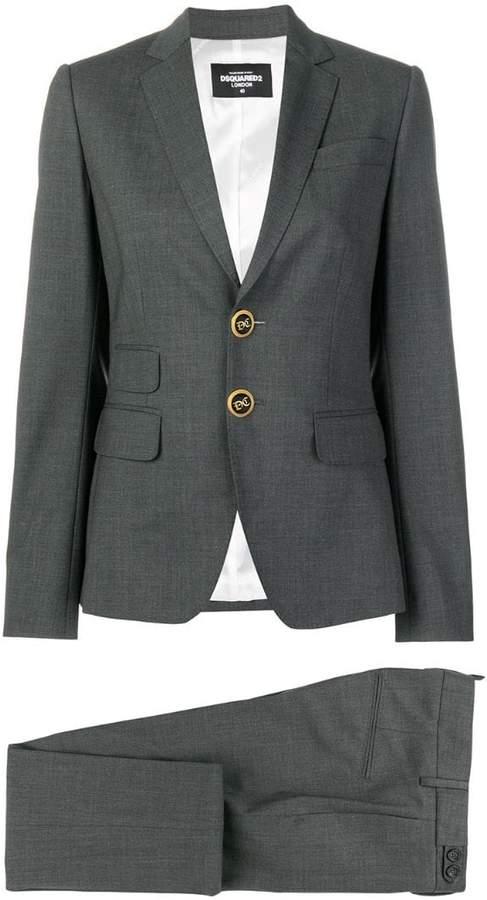 DSQUARED2 London skinny suit