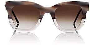 Thierry Lasry Women's Sexxxy Sunglasses-Beige, Tan