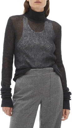 Helmut Lang Air Turtleneck Sweater