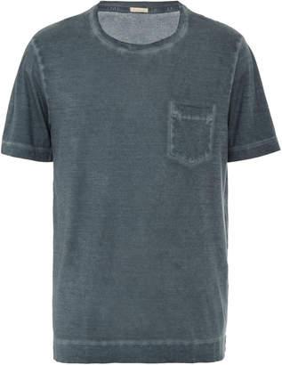 Massimo Alba Cotton-Jersey T-Shirt Size: L