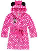 Disney Minnie Mouse Robe - Girls