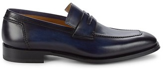 Magnanni Andre Leather Penny Loafers