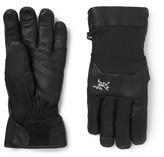 Arc'teryx Sabre Leather-Trimmed GORE-TEX Ski Gloves
