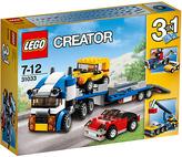 Lego Vehicle Transporter - 31033
