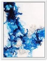 PTM Images Glacier Blue Wall Art
