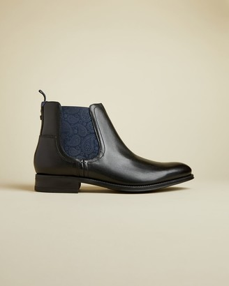 Ted Baker Leather Chelsea Boot