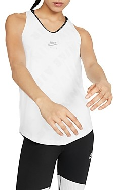 Nike Cutout Back Tank Top