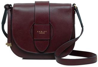 Radley London Women's Crossbodies PORT - Port Dumfries House Leather Crossbody Bag