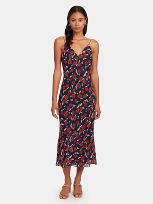 Finders Keepers Maya Midi Slip Dress