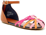 Tommy Hilfiger Audrey Birdcage Sandal (Little Kid & Big Kid)