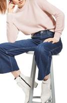 Topshop Women's Links Panel Sweater
