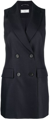 Peserico Double Breasted Gilet