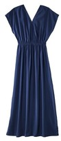 Merona Petites Short-Sleeve Maxi Dress - Assorted Colors