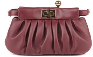 Fendi Peekaboo Click Bag In Leather