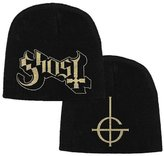 Ghost Beanie Hat Cap Classic Band Logo Official New Jersey Print