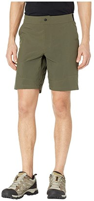 The North Face Paramount Active 9 Shorts (New Taupe Green) Men's Shorts