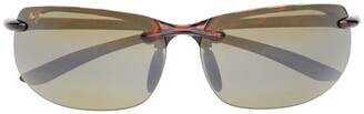 Maui Jim Banyan rimless sunglasses