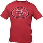 '47 Men's San Francisco 49ers Logo Scrum T-Shirt