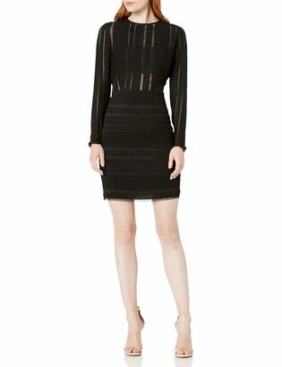 SHO Women's L/S Knit Dress