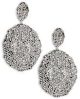 Aurelie Bidermann Vintage Lace Drop Earrings