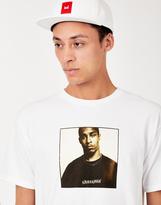 HUF X Choc Keenan Portrait T-Shirt White