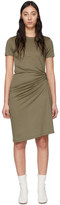 Rag & Bone Green Ina Dress