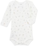 Petit Bateau Baby boys long-sleeved print bodysuit