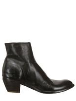 Officine Creative 60mm Vintage Calfskin Low Boots