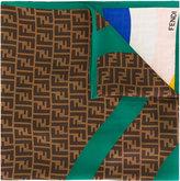 Fendi stripe scarf