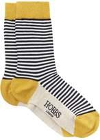 Hobbs Lurex Stripe Sock