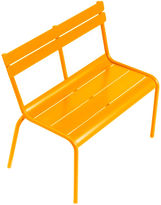 Fermob Luxembourg Child's Outdoor Bench, Honey