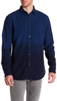 Sovereign Code Capitola Plaid Long Sleeve Regular Fit Shirt