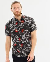 Quiksilver Mens Agave Short Sleeve Shirt