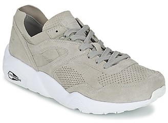 Puma R698 SOFT women's Shoes (Trainers) in Grey