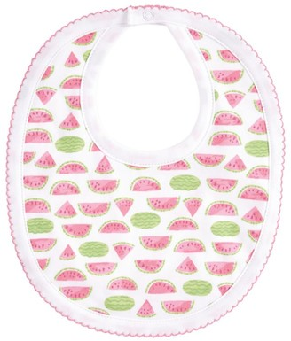 Kissy Kissy Watermelon Bib