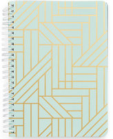 Vera Bradley Geo Medallion Mini Notebook