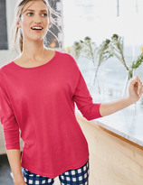 Boden Supersoft Oversized Top