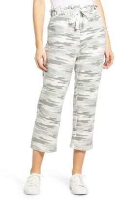 Gibson Paperbag Waist Lounge Pants