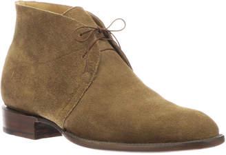 Lucchese Men's Evan Suede Chukka Boots