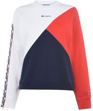 Champion Tape Sweatshirt