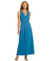 Westbound Wrap Maxi Dress