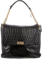 Lanvin Quilted Happy Bag
