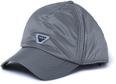 Armani Jeans Grey Quilted Baseball Cap