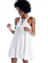 Sole Society Halter Mini Dress