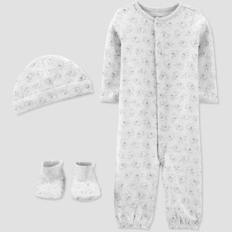 Carter's Baby Convertible Nightgown with Cap and Booties - Just One You® made