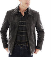 Dockers Lamb Leather Classic Jacket