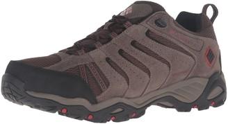 Columbia Men's North Plains II Waterproof Wide Hiking Shoe