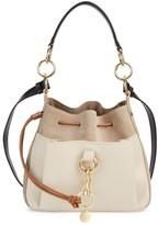 See by Chloe Medium Tony Leather Bucket Bag