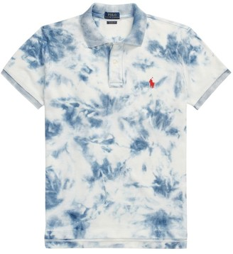 Polo Ralph Lauren Tie-Die Polo T-Shirt